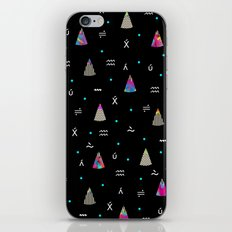 C.S.P.D. ii iPhone & iPod Skin