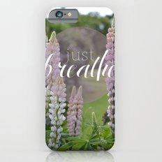 Just Breathe iPhone 6 Slim Case