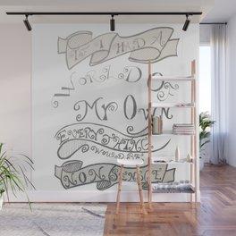 nonsense Wall Mural