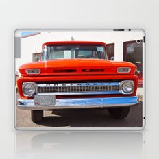 Orange Americana Laptop & iPad Skin