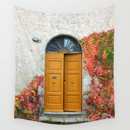 Come Inside Wall Tapestry