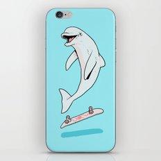 Kickflipper iPhone & iPod Skin
