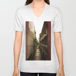 NARROW Unisex V-Neck
