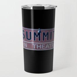Summit Drive-In Theatre Travel Mug