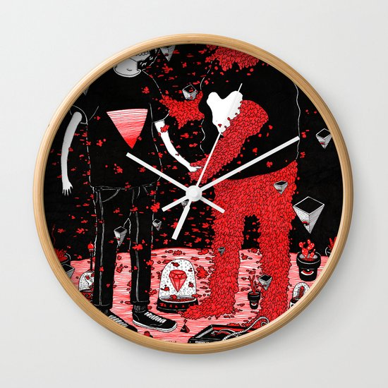 pacto Wall Clock