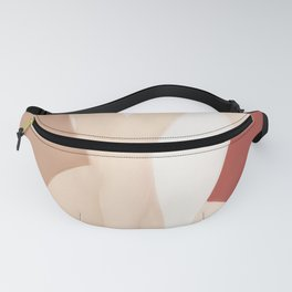 Holding Hands Fanny Pack