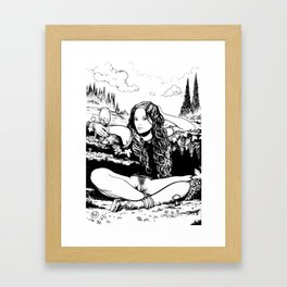 Dionysia Framed Art Print