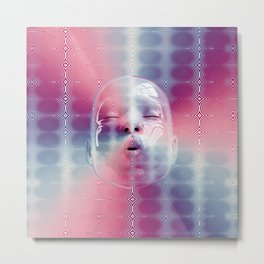 Generation Alpha Metal Print