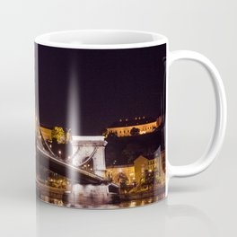 Szechenyi Chain Bridge | Budapest Coffee Mug