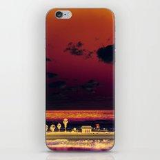 cardiff by the sea iPhone & iPod Skin