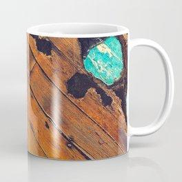 Worn Entry Luxor Vintage Store Carytown - Richmond Virginia Coffee Mug