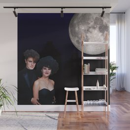 Goth Prom Wall Mural