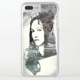 This must be underwater love Clear iPhone Case