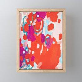 Color Study No. 7 Framed Mini Art Print