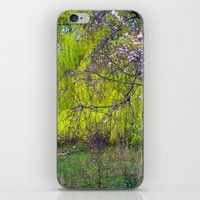 monet iPhone & iPod Skins featuring influence: monet by EnglishRose23