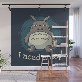 Monday Mood Wall Mural