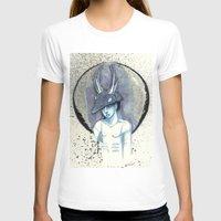 headdress T-shirts featuring Headdress 2 by qtrnevermore