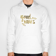 Good Vibes – Gold Ink Hoody