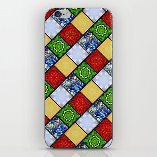 Five Elements Banner iPhone & iPod Skin