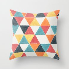 Trivertex Throw Pillow
