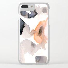 hang loose III Clear iPhone Case