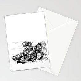 MarioKart 90s style Stationery Cards