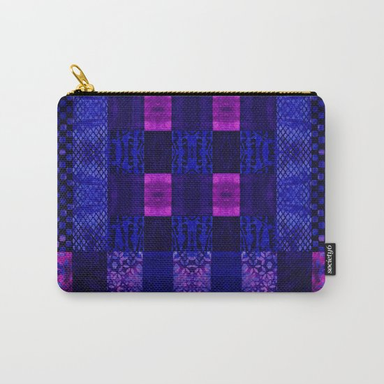Quilt Square - MMB Carry-All Pouch