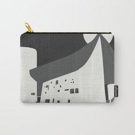 Le Corbusier - Chapelle Notre-Dame du Haut de Ronchamp Carry-All Pouch