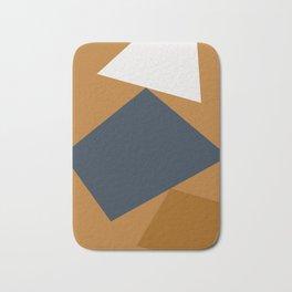 Abstract Geometric 26 Bath Mat