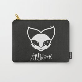 ALLKATZE * Space Cat - Weltraum-Katze - Chat d'Espace Carry-All Pouch