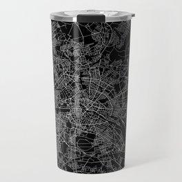 Berlin map Travel Mug