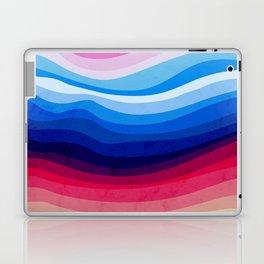 Melted Rainbow Laptop & iPad Skin