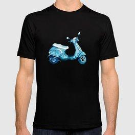 Scooter Away T-shirt