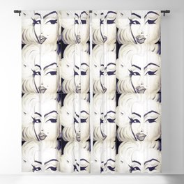 Angel Face Blackout Curtain