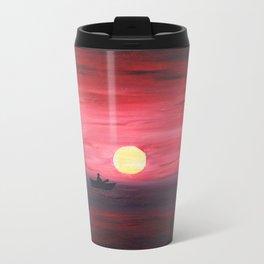 On The Lake Travel Mug