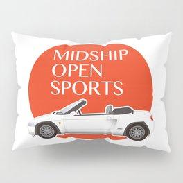 Midship Open Sports Pillow Sham