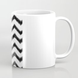 Ikat Chevron Coffee Mug