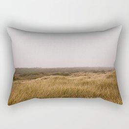 Oregon Sand Dunes Rectangular Pillow