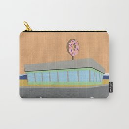 Donut Diner Carry-All Pouch
