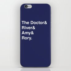 Doctor& iPhone & iPod Skin