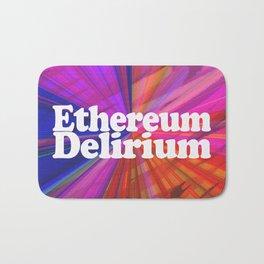 Ethereum Delirium Bath Mat