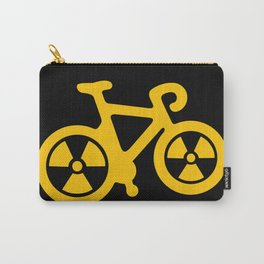 Radioactive Bicycle Carry-All Pouch