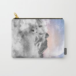 The Soul That Sees Beauty Carry-All Pouch