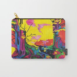 Secret Life of Trees 1/IV Carry-All Pouch
