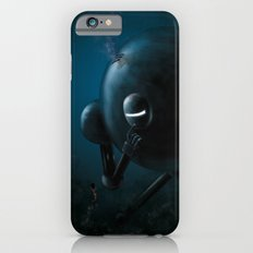Smooth robot iPhone 6s Slim Case