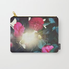 Red Rose Sunset Carry-All Pouch