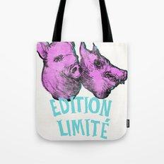 pig et wolf Tote Bag