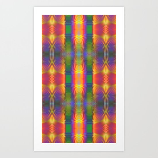 Abstract for Today Art Print