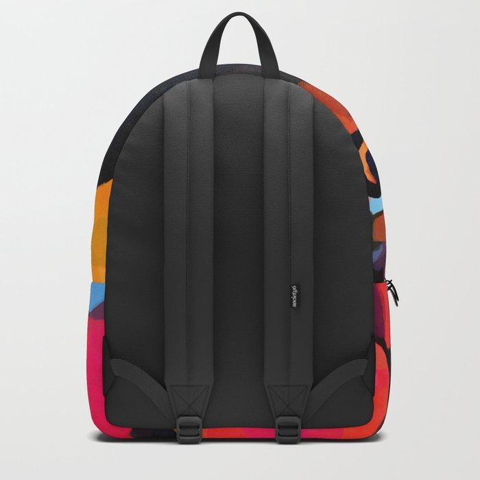 German Shepherd 7 Backpack