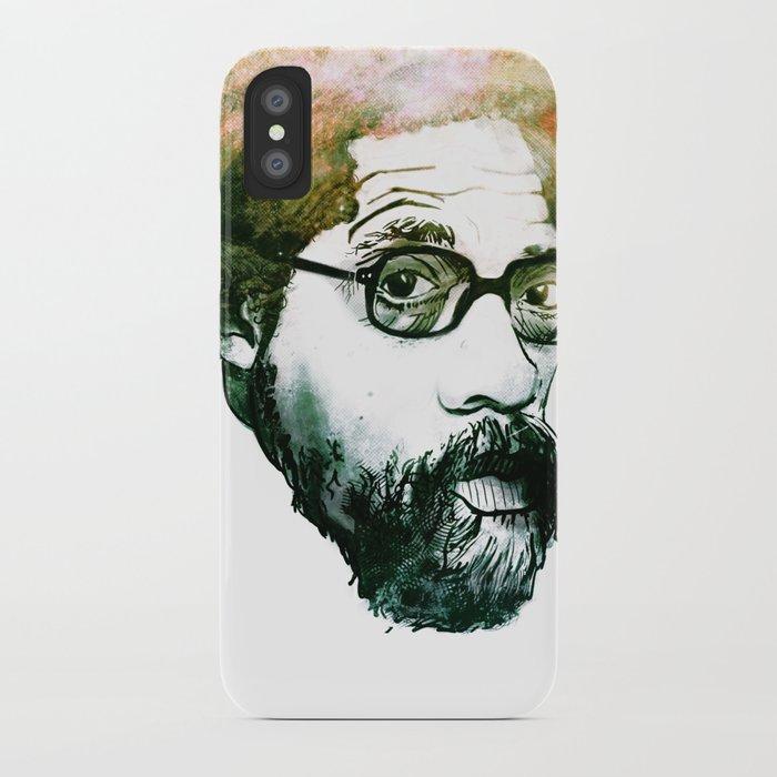 Dr. Cornel Ronald West (born June 2, 1953) iPhone Case